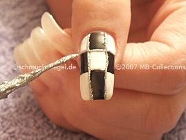 Decorados uñas esmaltes blanco sencillos