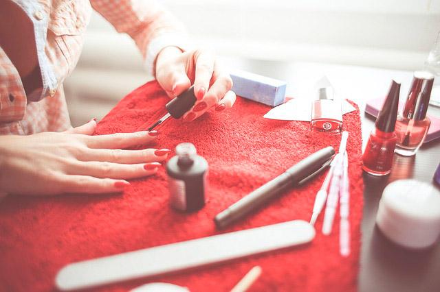 Herramientas para manicure y pedicure