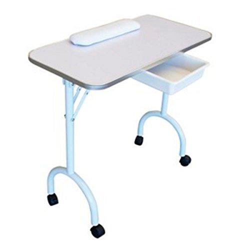 Mesa de manicura portatil