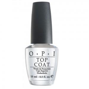 Top Coat para uñas