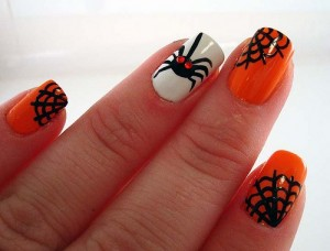 Decorados De Unas Para Halloween