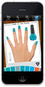 app movil para manicura