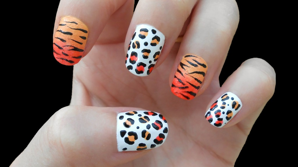 6 dise os de u as animal print que no te puedes perder for Disenos de unas modernos