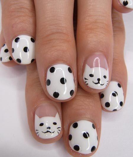 3 Formas de pintar uñas con animales