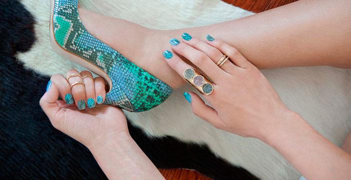 Pegatinas para manicura NailSnaps