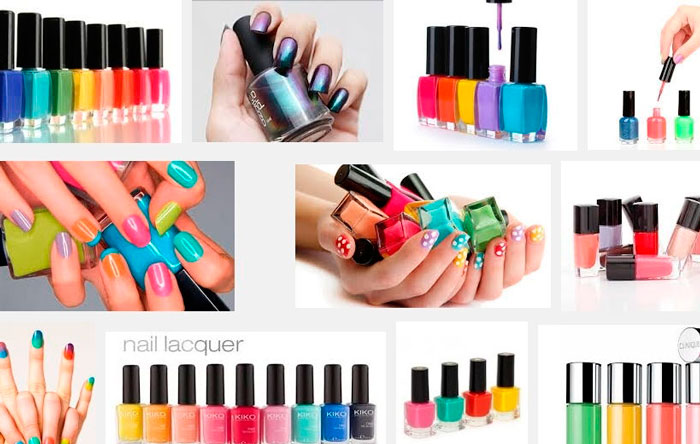 cómo elegir esmalte de uñas